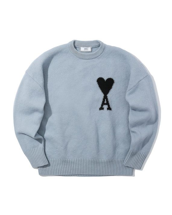 Ron Wan with AMI heavy sweater online only at I.T eSHOP.