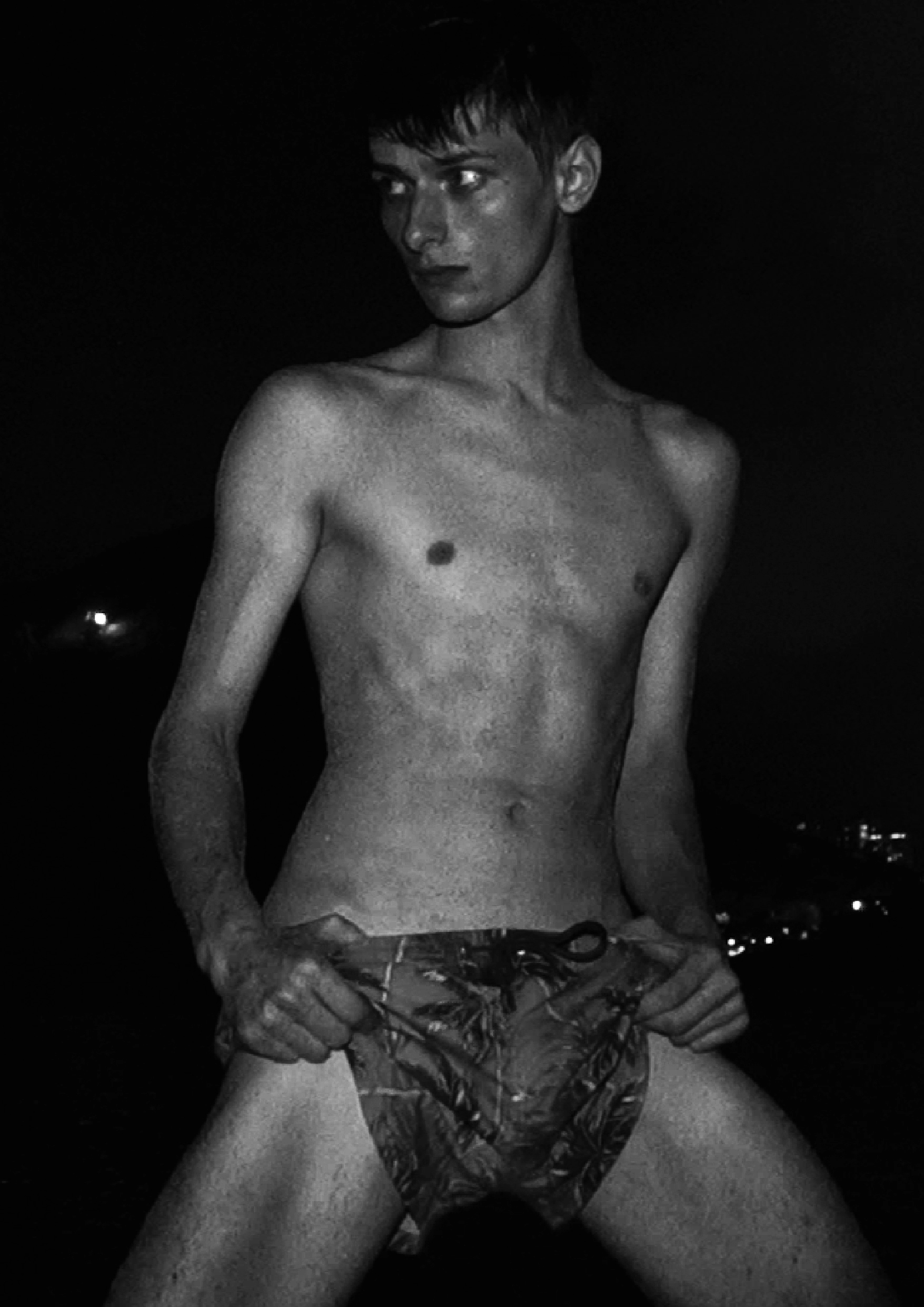 Ivan Claudiu Vlad from Want Management shot in Deep Water Bay, Hong Kong.