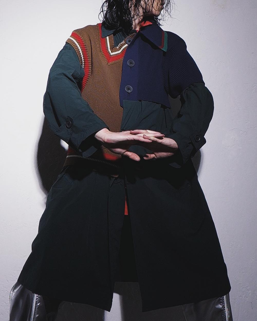 Ron Wan for JOYCE Group Hong Kong Featuring Kolor