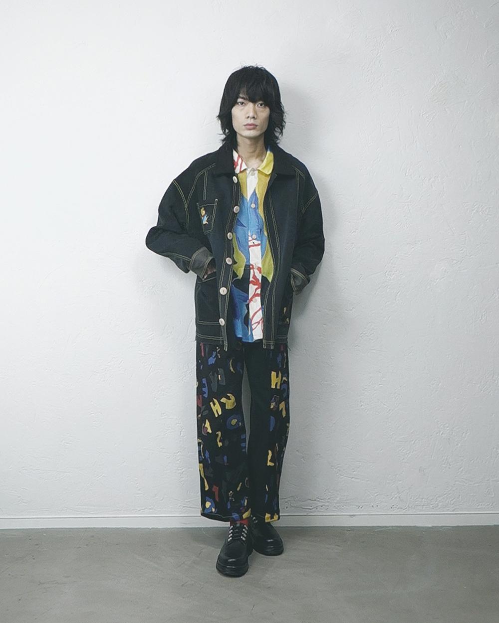 Ron Wan for JOYCE Spot Hong Kong Featuring Bethany Williams Menswear