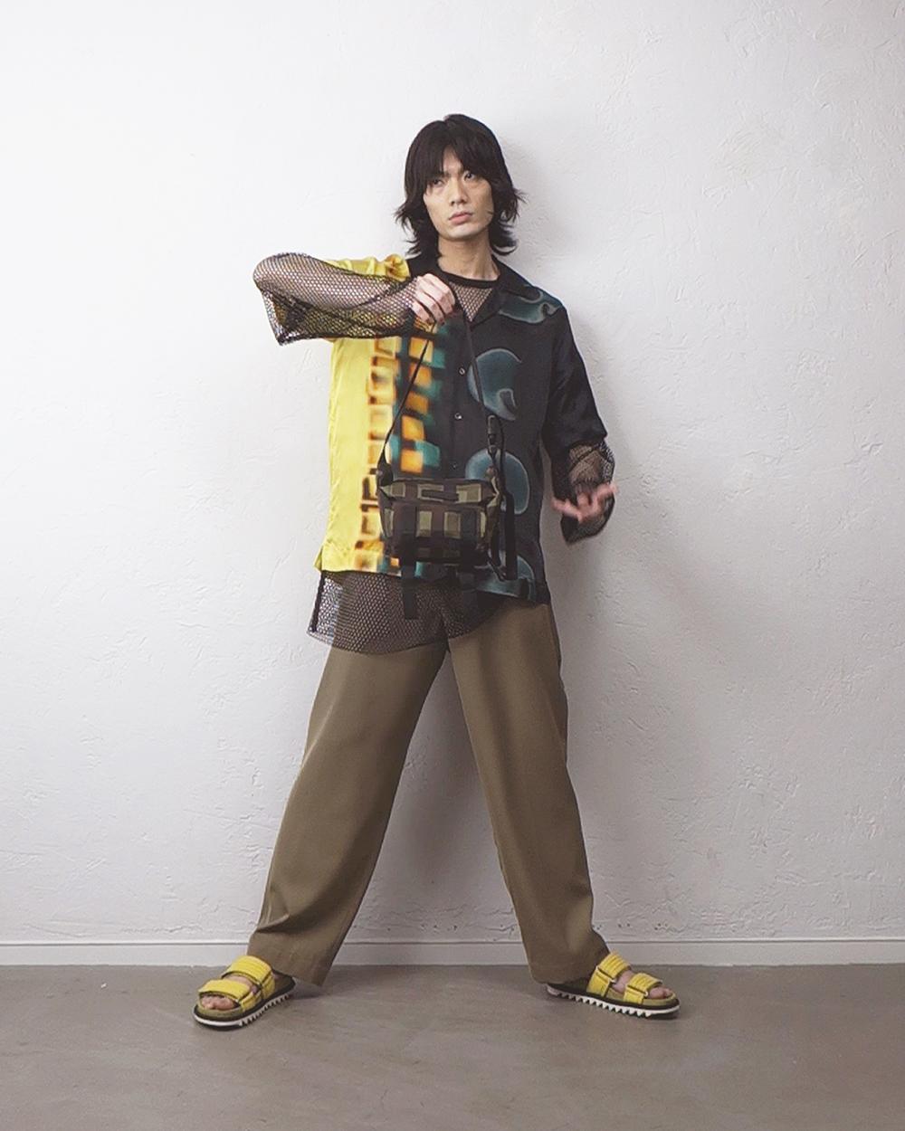 Ron Wan for JOYCE Spot Hong Kong Featuring Kika Vargas Womenswear