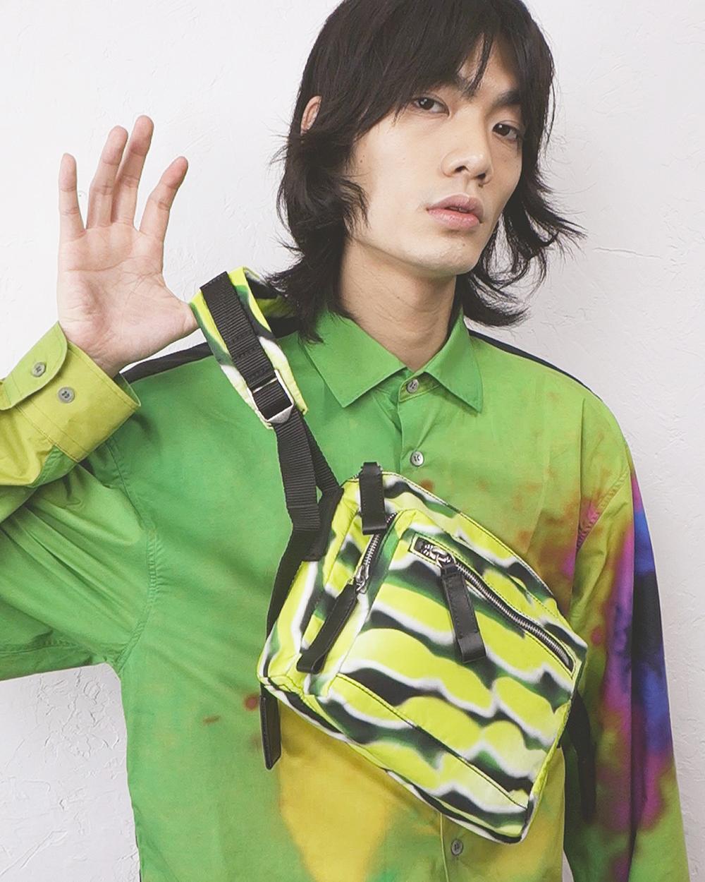 Ron Wan for JOYCE Spot Hong Kong Featuring Dries Van Noten Menswear