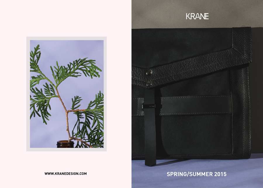 Ron Wan: Krane Design Spring/Summer 2015 Menswear Collection with Gus from Plutino Models photographed by Tabea Mathern.
