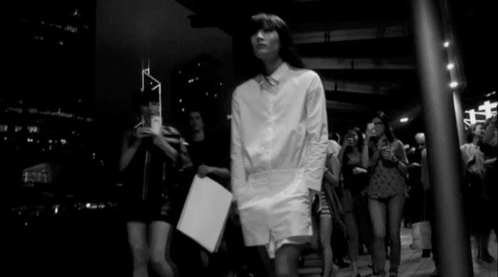 Terence Koh performance at Liberatum Hong Kong International Festival 2012